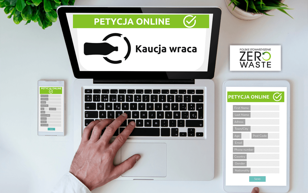 TAK dla czystego środowiska i zrównoważonego rozwoju. Podpisz petycję do polskiego rządu!